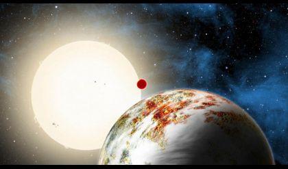 علماء يكتشفون كوكب الارض السوبر