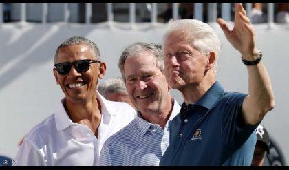 حفل رئاسي أميركي دعما لضحايا الأعاصير