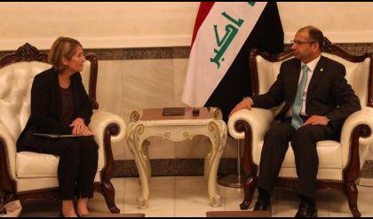 الجبوري: المجتمع الدولي مطالب بتقديم مساعدات عاجلة الى الشعب العراقي للتخفيف معاناتهم