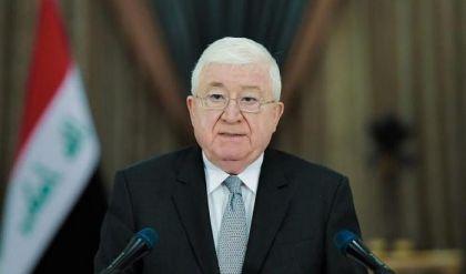 معصوم يؤكد يستبعد ان يلتزم العراق بالعقوبات الامريكية على ايران