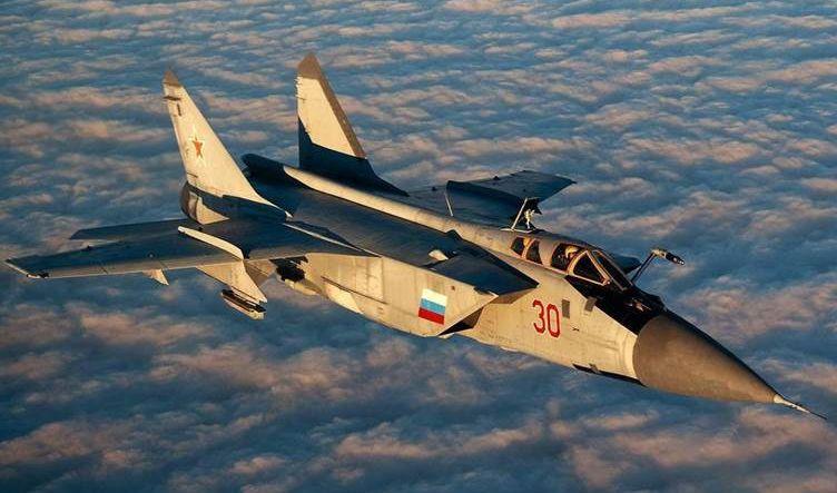 90 ضربة جوية روسية على مناطق تواجد داعش في البادية السورية