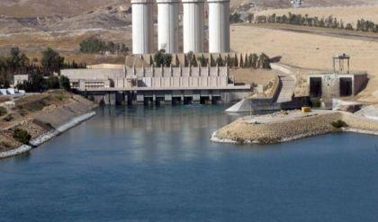 """إدارة سد الموصل تطمئن الأهالي وتتوعد بمحاسبة """"مروجي الاشاعات"""" وفق قانون مكافحة الإرهاب"""