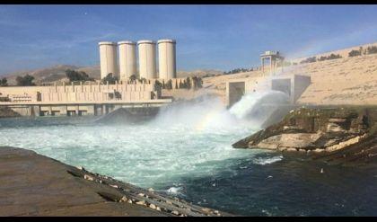 خلية مواجهة السيول: ارتفاع الخزين المائي في العراق إلى 47.82 مليار م3