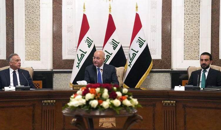 اجتماع للرئاسات العراقية مع بلاسخارت يؤكد على تأمين مراقبة فاعلة لضمان نزاهة الانتخابات
