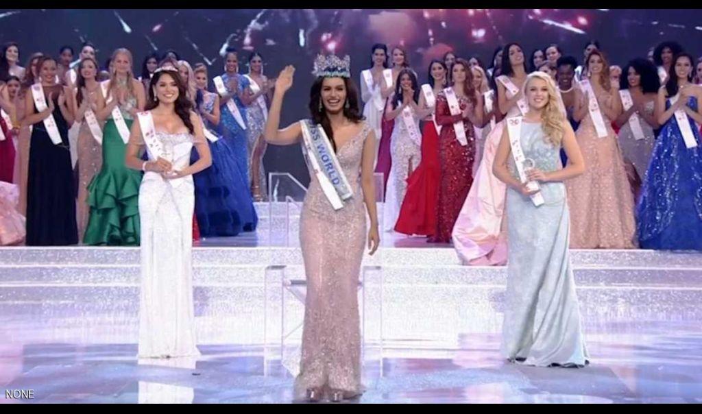 تتويج ملكة جديدة لجميلات العالم