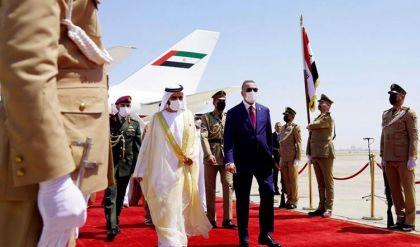 محمد بن راشد: متفائلون بعودة بغداد ونهضتها