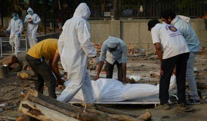 أكثر من 250 ألف وفاة بكورونا منذ بداية الوباء في الهند