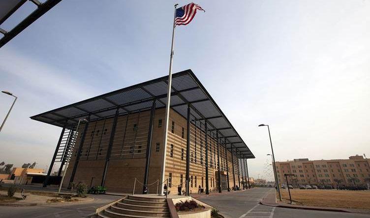 استهداف رتل عسكري جنوبي بغداد والسفارة الأميركية تختبر منظومة الدفاع الجوي