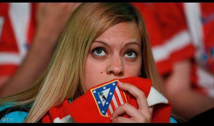 عقوبة أتلتيكو مدريد مستمرة