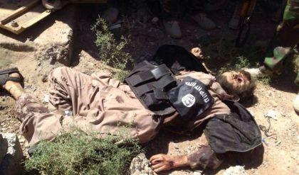 الشرطة الاتحادية تعلن قتل العديد من قيادات داعش بينهم قريب للبغدادي
