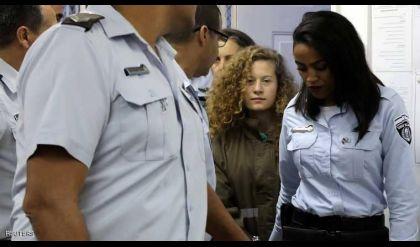 النيابة الإسرائيلية تطلب توجيه 12 تهمة لعهد التميمي