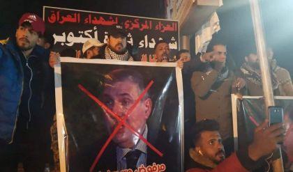 المحتجون في ساحات التظاهر يرفضون تكليف علاوي برئاسة الحكومة الجديدة