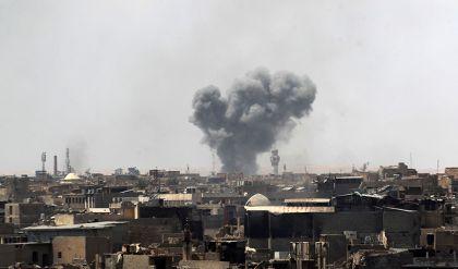 العمليات المشتركة تعلن السيطرة على الموصل القديمة
