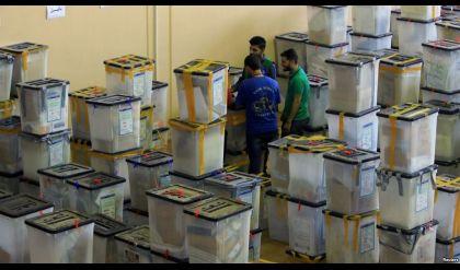 مفوضية الانتخابات تعلن ارسال النتائج النهائية للمحكمة الاتحادية