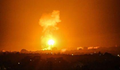 إسرائيل تقصف