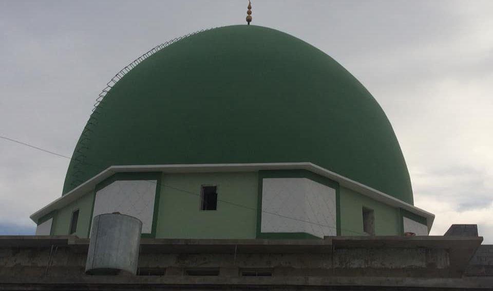 افتتاح جامع الباشا في الموصل القديمة بعد اعادة تأهيله