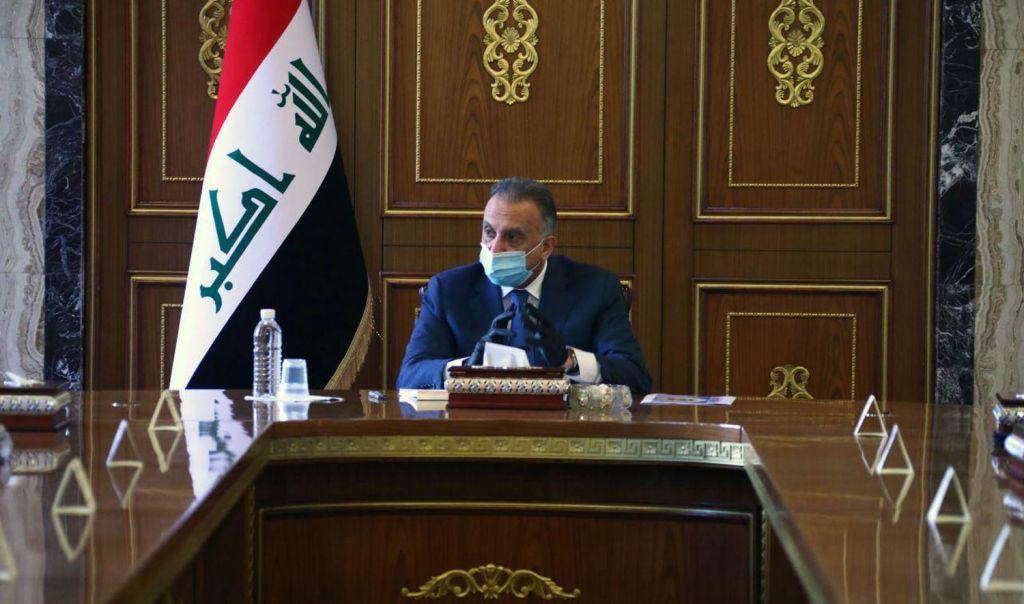 الكاظمي يحدد المنهج الذي تسير عليه حكومته: إبعاد العراق عن سياسة المحاور