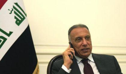 الكاظمي لأمين عام الأمم المتحدة: ضرورة تعاونكم لإنجاز الإنتخابات العراقية والتحضير لها