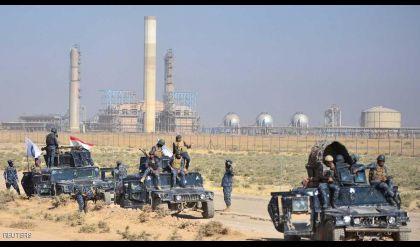 اطلاق عملية لاستعادة بلدة استراتيجية من داعش