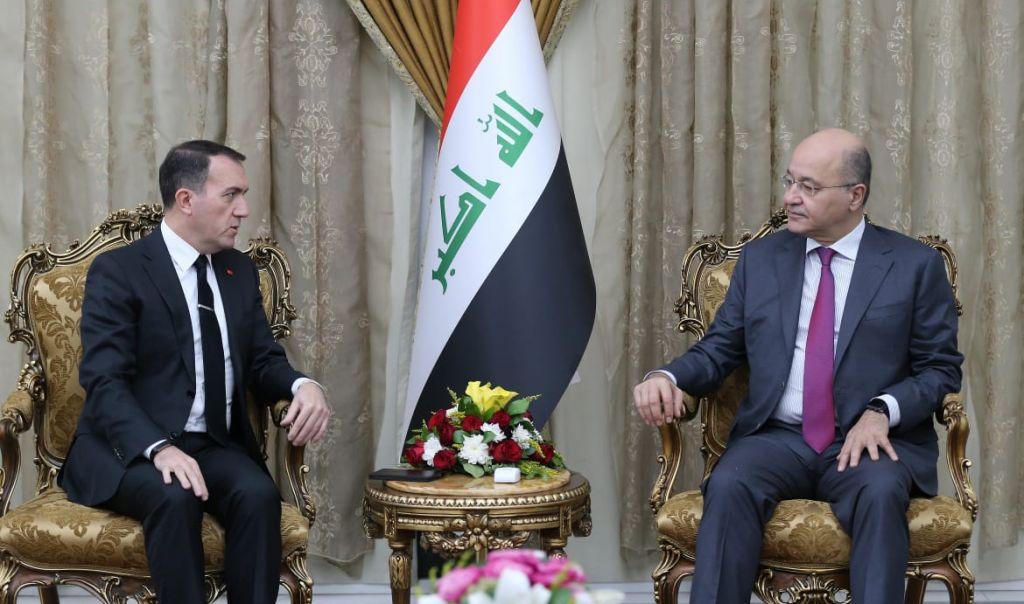 رئيس الجمهورية يتلقى دعوة رسمية من نظيره التركي لزيارة تركيا