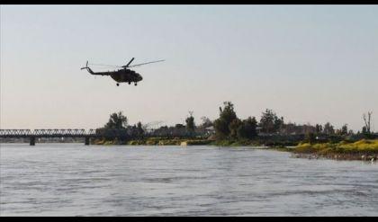 """مصدّات في نهر دجلة لانتشال ضحايا """"عبارة الموصل"""