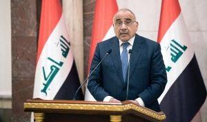 عبد المهدي بشأن بيع منصب محافظ نينوى: من يتهم دون دليل فسيدفع الثمن