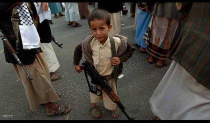 الأطفال وقود النزاعات في 2017