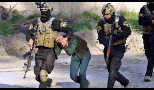 اعتقال 3 عناصر خطرة من داعش في ايمن الموصل