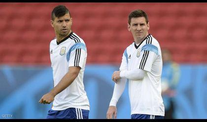 مفاجأة في تشكيلة الأرجنتين لمواجهة البرازيل
