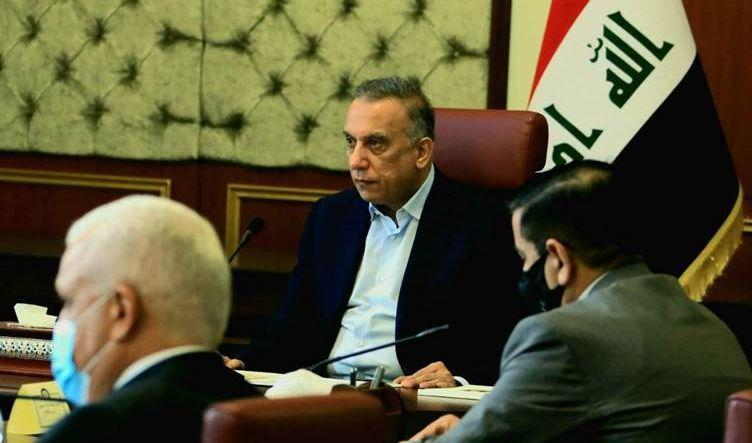 الكاظمي يترأس جلسة استئثنائية لمجلس الأمن الوطني حول حماية أمن السفارات والبعثات الدبلوماسية
