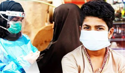 تسجيل 2734 إصابة جديدة بفيروس كورونا في العراق