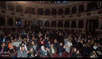 مصر.. فرقة مسرحية لذوي القدرات الخاصة
