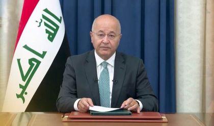 برهم صالح: 150 مليار دولار من صفقات الفساد تم تهريبها إلى الخارج