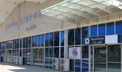 محافظ نينوى يكشف موعد إعمار مطار الموصل