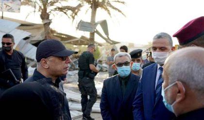 الكاظمي يشرف بنفسه على حملة إزالة التجاوزات في كربلاء ويواجه قاتل عبير سليم