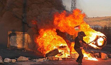 إضرابات واحتجاجات تعم المناطق العربية في إسرائيل احتجاجا على قصف غزة
