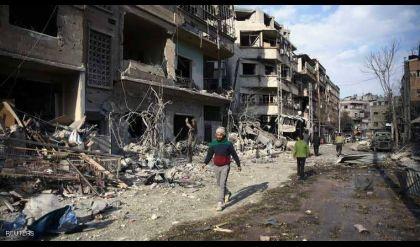 الغوطة الشرقية.. عشرات القتلى بأول أيام الهدنة