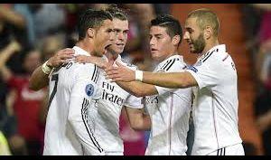 ريال مدريد مشتت بين معركتين محلية وقارية