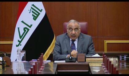 عبدالمهدي: القوات الامنية حرصت على حماية المتظاهرين بساحات الاحتجاج