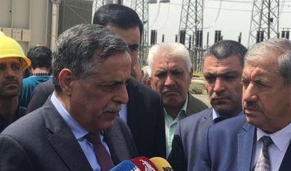قاسم الفهداوي يعلن إعادة الكهرباء لساحل الموصل الأيسر بالتعاون مع كردستان