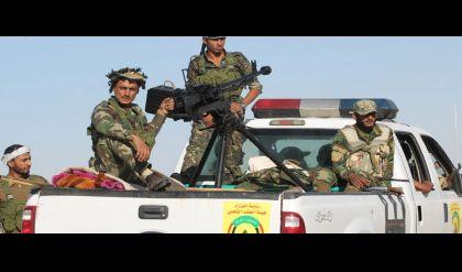 الحشد الشعبي: داعش شن 5 هجمات جنوب الموصل خلال اسبوعين