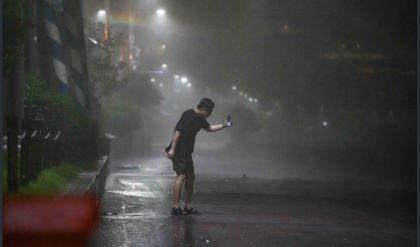 إعصار هايشن يضرب كوريا الجنوبية بعد تسببه بانزلاقات أرضية في اليابان
