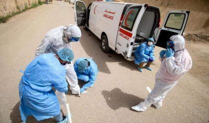 الصحة تسجل وفاتين و60 إصابة جديدة بكورونا