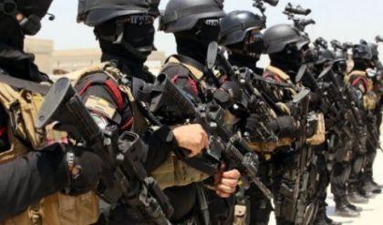 مكافحة الإرهاب تقتحم حيين جديدين بأيمن الموصل