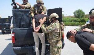 شرطة نينوى تعتقل عصابة متخصصة بسرقة المنازل في ايسر الموصل
