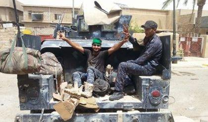 مقتل ما يسمى بمسؤول التخطيط العسكري لداعش في أيمن الموصل