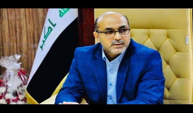 استقالة محافظ بغداد فلاح الجزائري