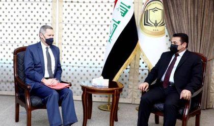 تولر للأعرجي: القوات الأميركية ليست محتلة وهي بطلب من الحكومة العراقية