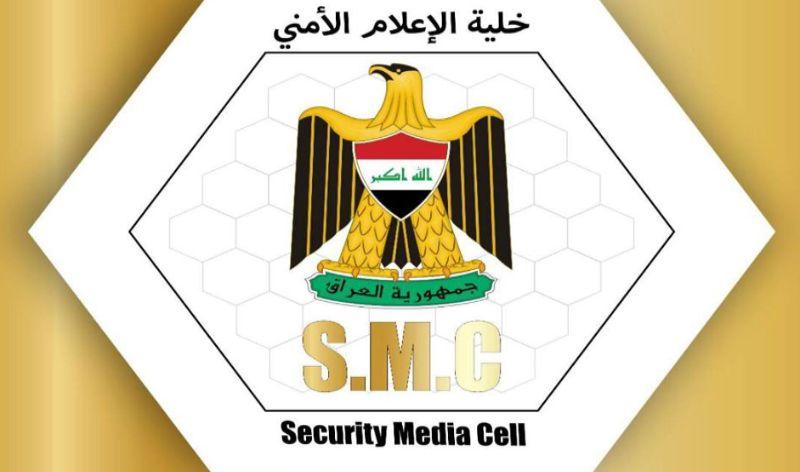 القوات الامنية تقتل 14 داعشيا بينهم انتحاريون بعملية انزال جوي جنوب الموصل