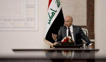 برهم صالح: العراق المستقل ذو السيادة الكاملة هو قرار وإرادة تلتزم بمرجعية الدولة والدستور